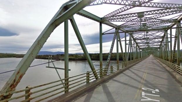 Pelly River bridge
