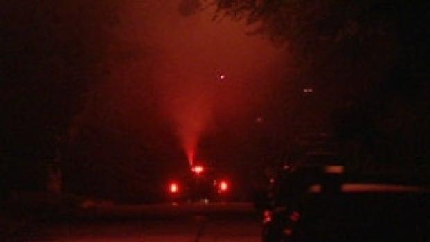fogging truck
