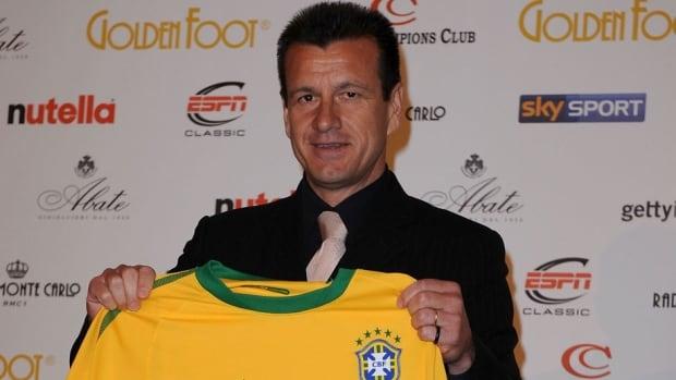 Brazil coach Carlos Dunga is replacing Luiz Felipe Scolari.