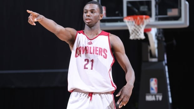 Andrew Wiggins was the second straight Canadian to be taken No. 1 overall in the NBA Draft, both by the Cleveland Cavaliers.
