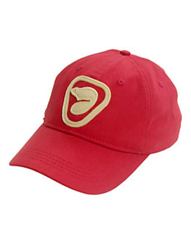 04e0a7f11e180 The 1970s beaver logo is shown on a cap created for Parks Canada. (CBC)