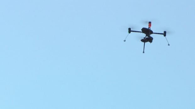 The RCMP in Nova Scotia have five new gadgets to help their officers do their job - unmanned aerial vehicles.