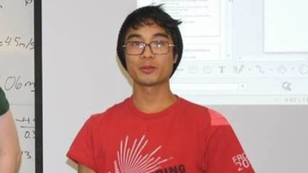 Nick Phongsavath, 21, was an engineering student at the University of Regina.