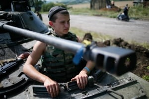 Ukraine Rebel Donetsk