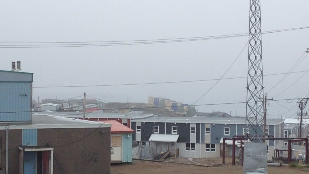 Heavy fog in Iqaluit has led to a series of cancelled or delayed flights. Air traffic into the community is essential, as that's how most of the territory's fresh food and produce arrives.