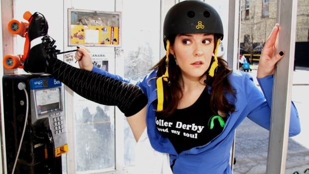 Roller Derby Saved my Soul will be performed at Venue 8 on Sunday at noon.