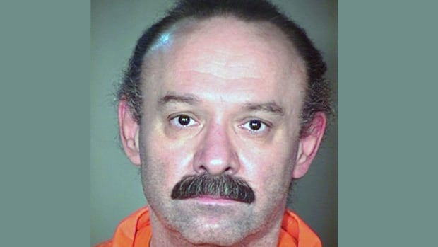 This undated photo provided by the Arizona Department of Corrections shows death-row inmate Joseph Rudolph Wood, who was executed Wednesday after 'gasping and snorting for more than an hour.' It took two hours after a lethal injection for Wood to die.