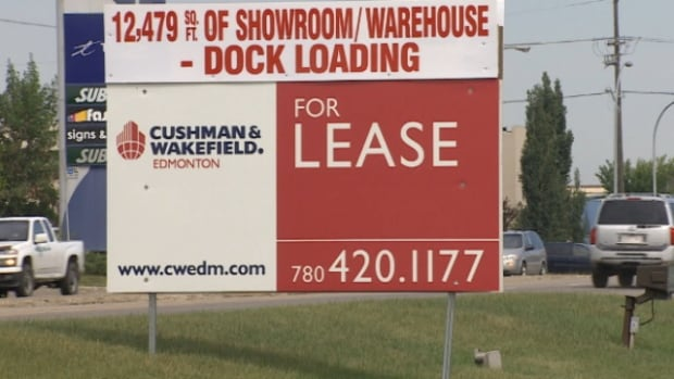 The former Pur Living showroom, located at 11615 149th Street, is now up for lease. It appears the store closed sometime in the past month.