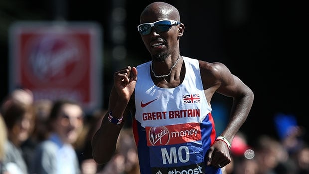 Olympic 5,000 and 10,000m champion Mo Farah intended to compete in both races in Glasgow.