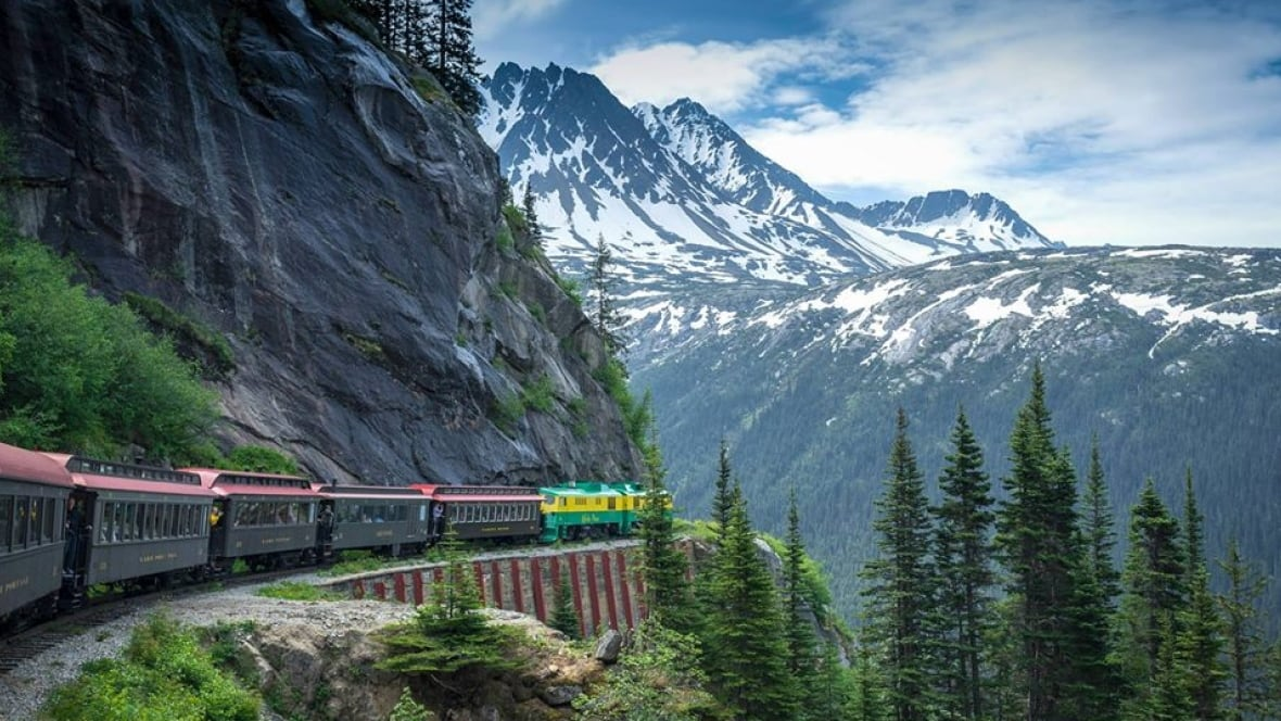 Yukon Says No To Herbicides Along White Pass Rail Line