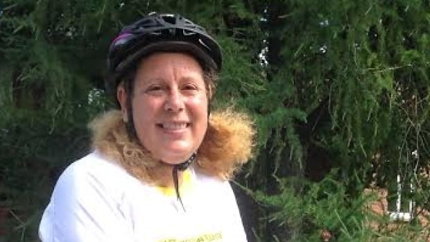 Rachelle Niemela, who is chair of the Sudbury cyclists' union, says she doesn't want to give up the work she's doing to focus on running for municipal office.