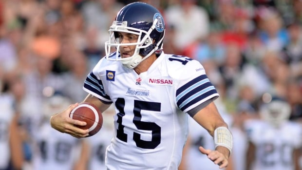 Toronto Argonauts quarterback Ricky Ray and his teammates will have a new place to practice from now on.