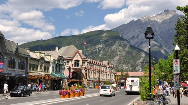 Banff is expecting more than 28,000 vehicles this September long weekend.