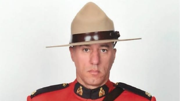 New Brunswick RCMP Const. Eric Dubois was shot in his left arm and both legs by Justin Bourque, a Moncton courtroom heard Monday.