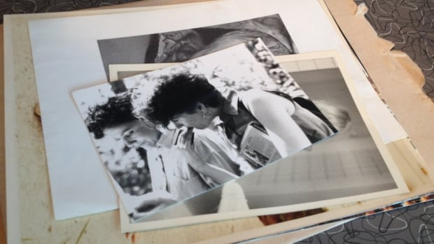 An old trunk was left in an East Vancouver home containing photos, letters and other memorabilia from Nikaiah Jaguar's life.