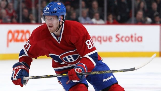Montreal Canadiens forward Lars Eller will be with the club long-term, after agreeing to a four-year extension Thursday.