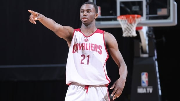 Andrew Wiggins was the second straight first overall pick in the NBA Draft this summer.