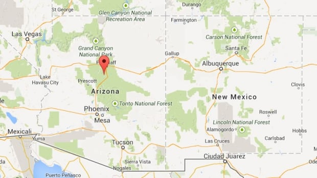 Four people died in a plane crash Sunday near Sedona, Arizona.