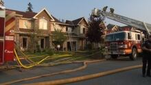 107 109 Abaca Way Stittsville fire July 24, 2014