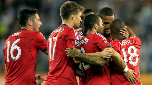 Toronto FC is looking at its next of Eastern Conference games as an opportunity to move up in the MLS standings.