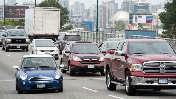 The latest report from TomTom once again names Vancouver as Canada's most congested city.