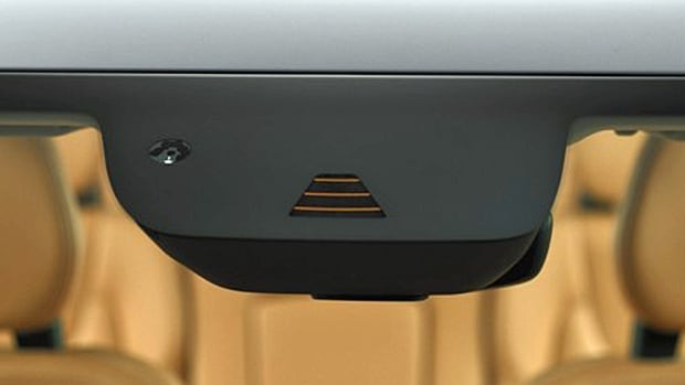 Volvo camera and radar