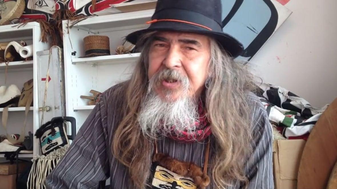 Renowned B.C. Indigenous artist Beau Dick has died