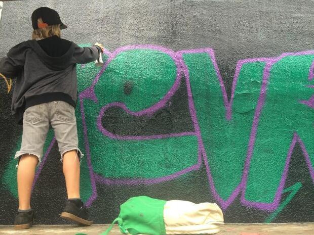 saskatoon graffiti