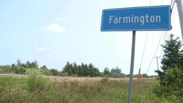 Farmington, P.E.I., is a small, rural community about 50 kilometres east of Charlottetown.