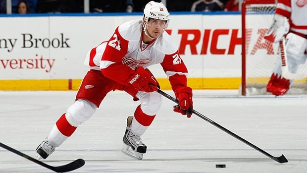 Tomas Tatar tallied 19 goals and 39 points in 73 games for the Red Wings last season.
