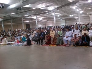 Eid-al-Fitr celebration in Saskatoon