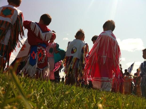 Gilber Park powwow