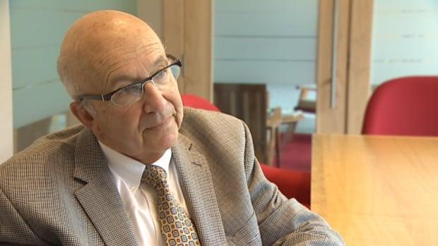 Joel Pink, defence lawyer