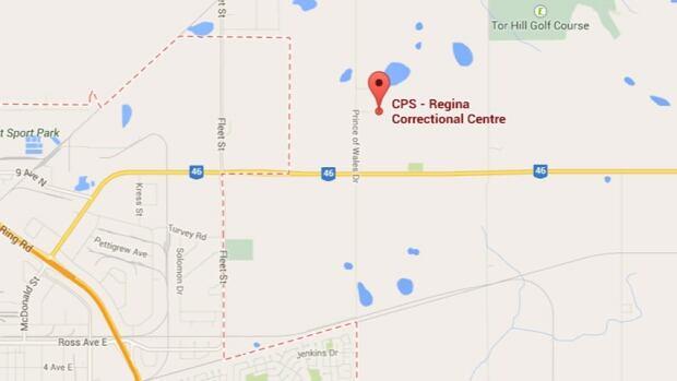 regina jail regina provincial correctional centre
