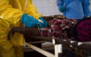 Ebola outbreak West Africa