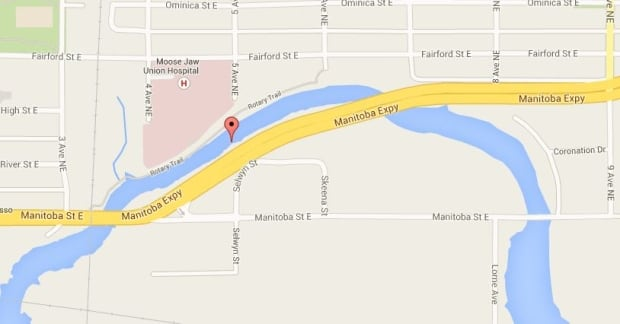 Body found near Moose Jaw hospital