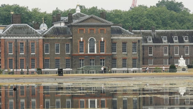 Kensington Palace, the home of Prince William and the Duchess of Cambridge, and one of the sites where alleged work bribes took place, is shown in a 2013 photo.