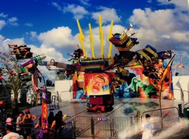 Remix is newest ride at the Queen City Ex