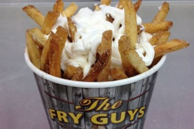 Dessert fries K days