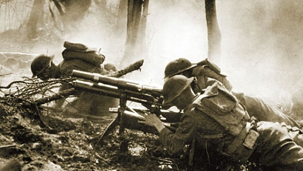 The 100-year conflict that is the First World War still rages: Brian Stewart | CBC News