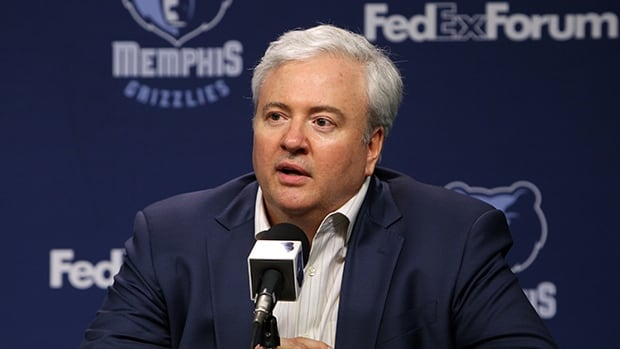 Memphis Grizzlies general manager was rewarded Tuesday with a multi-year contract extension.