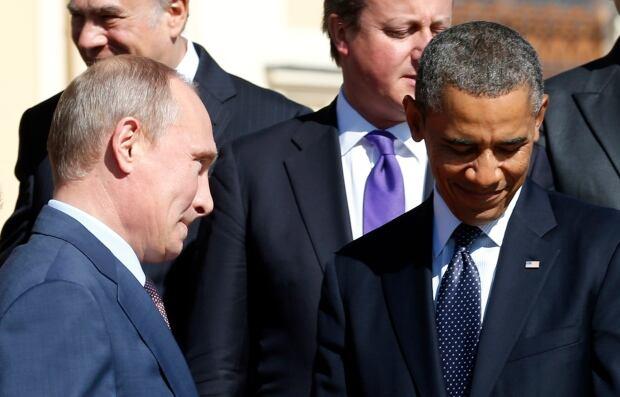 Obama-Putin