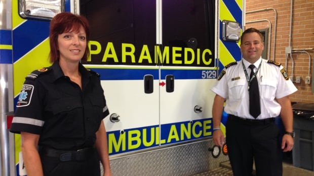 EMS platoon trainer Shelley Bradley and deputy EMS chief Aaron Archibald say more of the city's roads are torn up, but it hasn't kept ambulances from getting where they need to go.