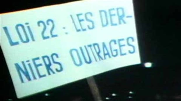 The passage of Bill 22 in 1974 may have been in response to language tensions in St-Léonard, a predominantly Italian-immigrant neighbourhood in Montreal. However, it fanned the flames between Anglos and Francos, leading to what is arguably Quebec's most hotly debated piece of legislation ever: Bill 101.