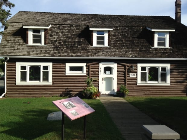 Taylor House in Whitehorse