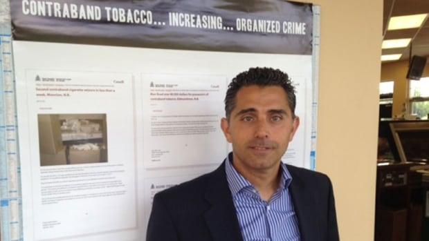 Mike Hammoud, Atlantic Convenience Store Association president