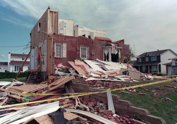 Aylmer tornado