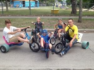 Drift trikes Winnipeg