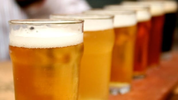 """Beer on the Pier"" is back this year at the Cunard Centre."