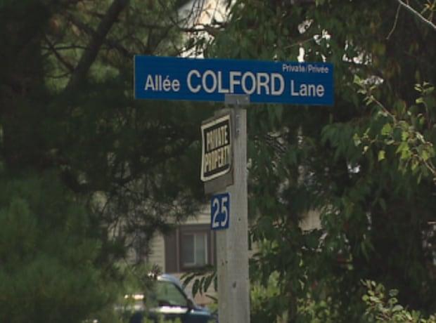 Colford Lane